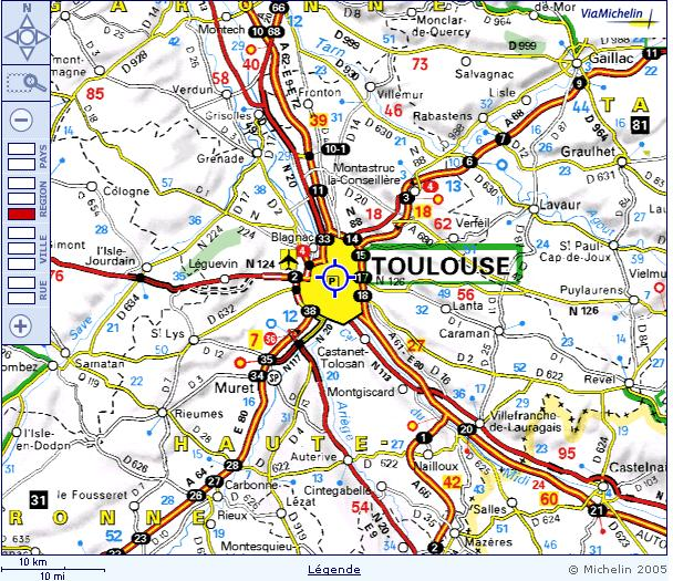 carte de toulouse   piscinepriveegrenoble.com